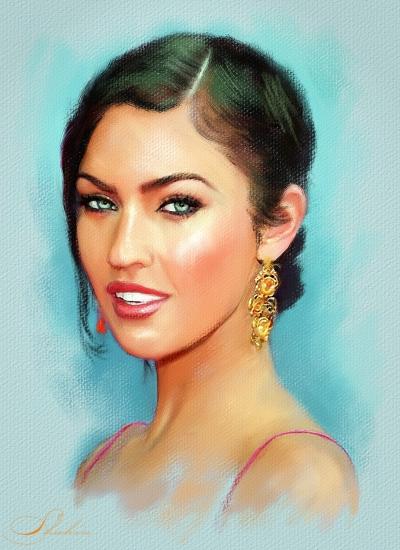 Megan Fox par shahin